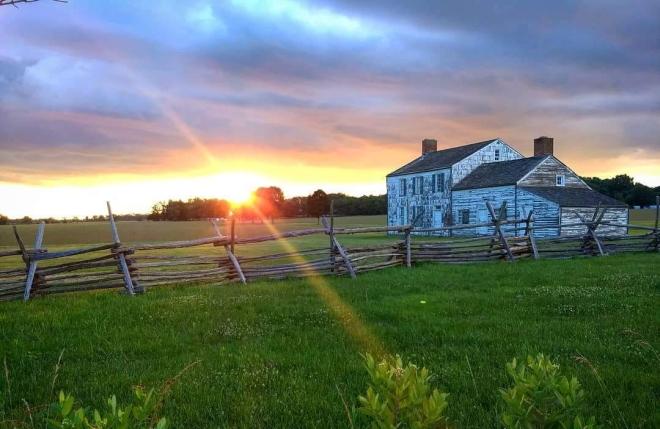 Countryside Sunrise - by Gayle Polinski - FB_IMG_1530268689405