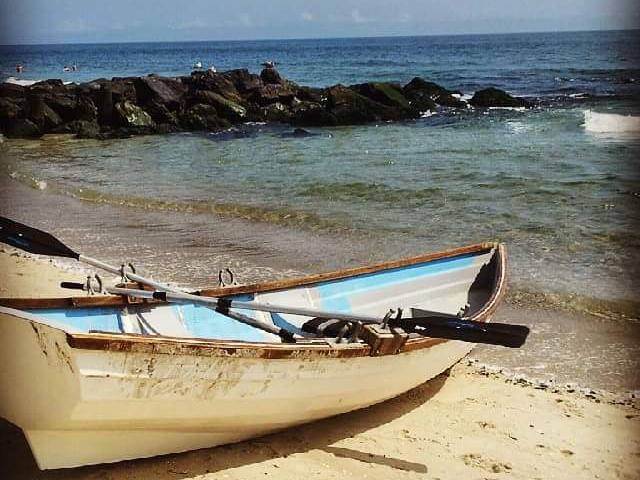 Gayle Polinsky - Row Boat - Ocean Grove Beach - FB_IMG_1533750683772 (1)